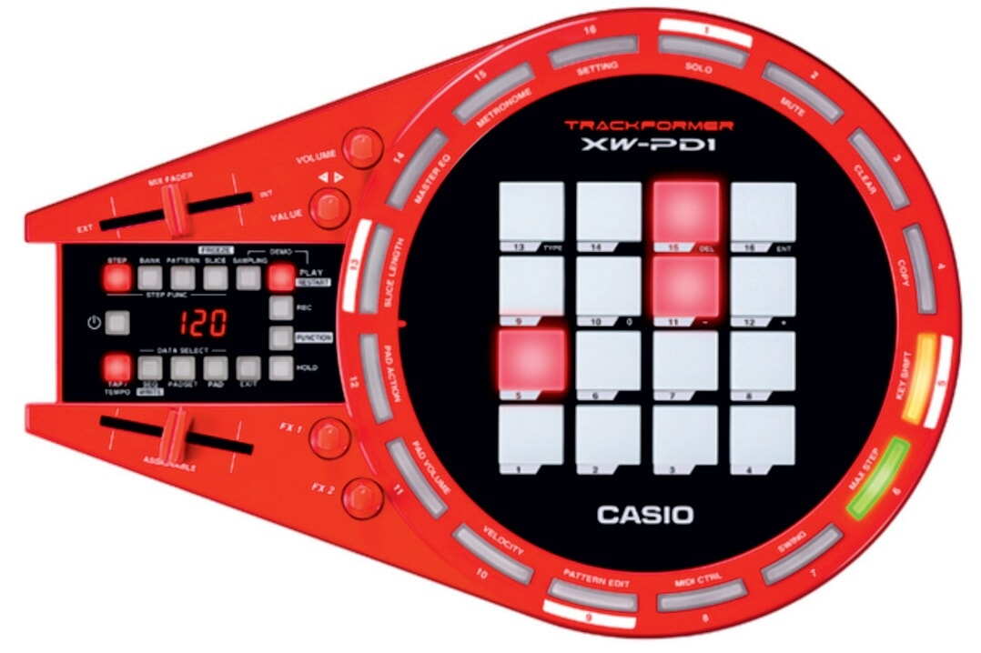CASIO XW-PD1