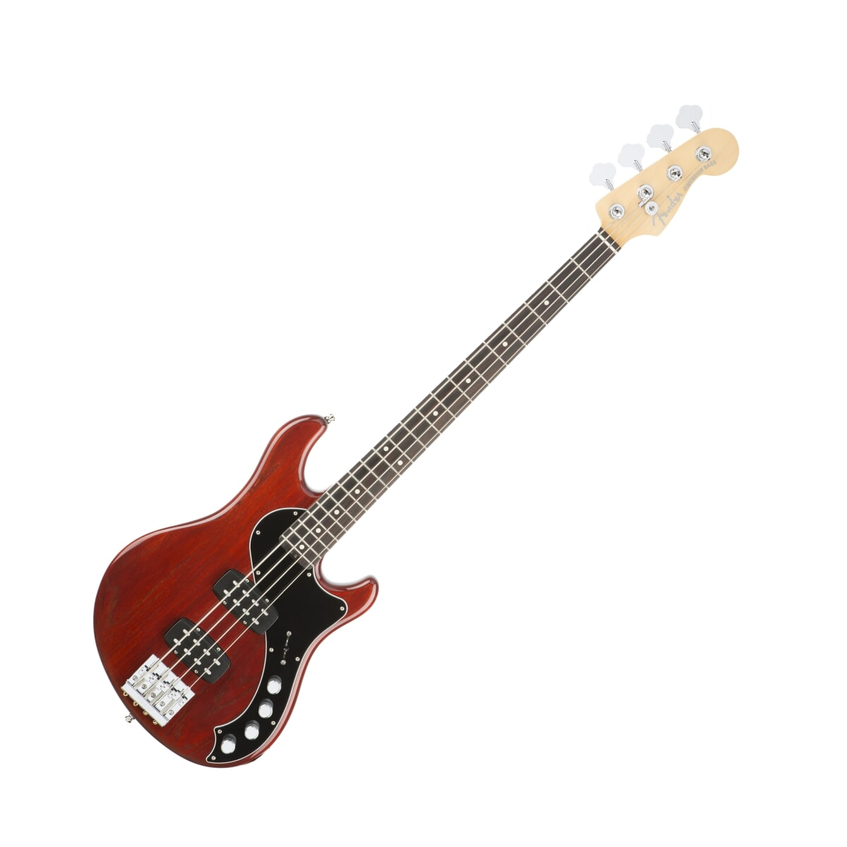 FENDER AMERICAN DELUXE DIMENSION BASS IV HH RW CAY