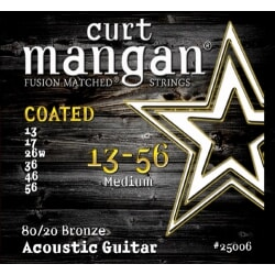 CURT MANGAN 13-56 80/20 Bronze Medium Coated
