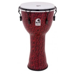 TOCA TF2DM-12RM DJEMBE RED MASK
