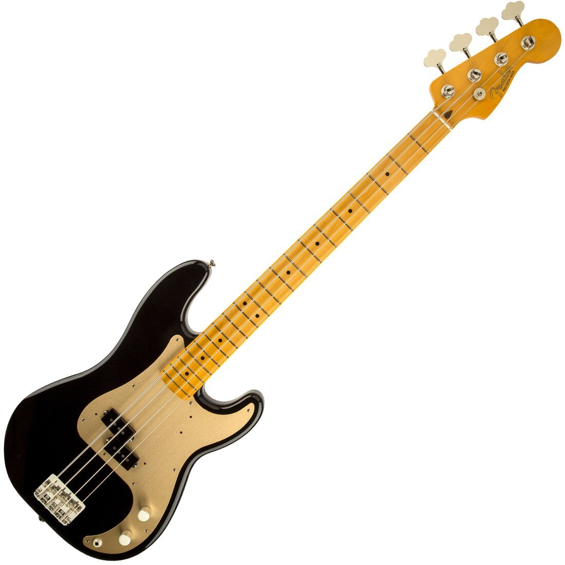 FENDER 50S PRECISION BASS BLK