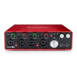 FOCUSRITE SCARLETT 18I8 2 GEN interfejs audio
