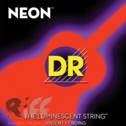 DR NOA-12 NEON ORANGE ACOUSTIC