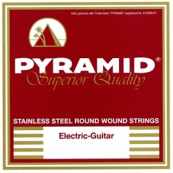 PYRAMID 428100 STAINLESS STEEL .010-.052