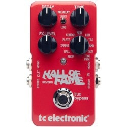TC HALL OF FAME REVERB