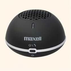 MAXELL SPKR MXSP-BT01 MINI BLUETOOTH BLK