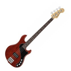 FENDER AMERICAN DELUXE DIMENSION BASS IV RW CAY