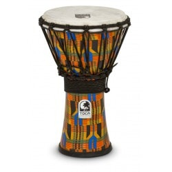 TOCA SFDJ-7K DJEMBE KENTE CLOTH