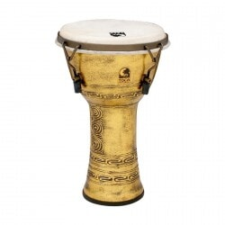 TOCA SFDMX-9AG DJEMBE ANTIQUE GOLD