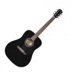 FENDER CD-60 PACK BLK