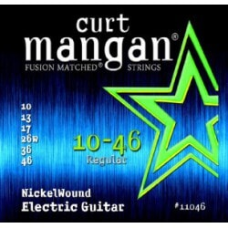CURT MANGAN 10-46 Nickel Wound