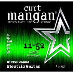 CURT MANGAN 11-52 Nickel Wound