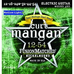 CURT MANGAN 12-54 Nickel Wound