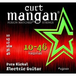CURT MANGAN 10-46 Pure Nickel Wound