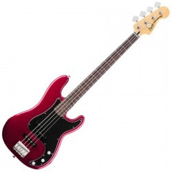 FENDER SQUIER VINTAGE MODIFIED PRECISION BASS PJ CAR