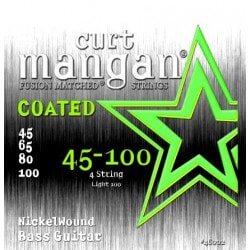 CURT MANGAN 45-100 Nickel Bass COATED