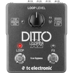 TC DITTO LOOPER X2