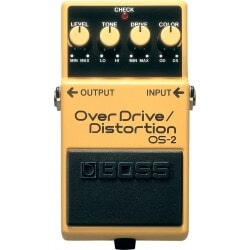 BOSS Overdrive/Distortion OS-2