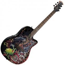 OVATION DJ Ashba DJA34 BY