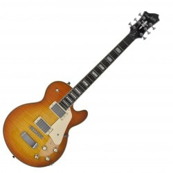 HAGSTROM SUPER SWEDE SUSWE-ASB
