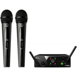AKG WMS-40 MINI 2 DUAL VOCAL SET