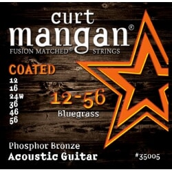 CURT MANGAN 13-56 Medium Phosphor COATED