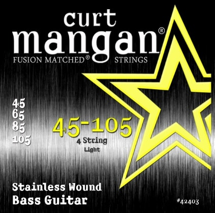CURT MANGAN 45-105 Stainless Steel Wound