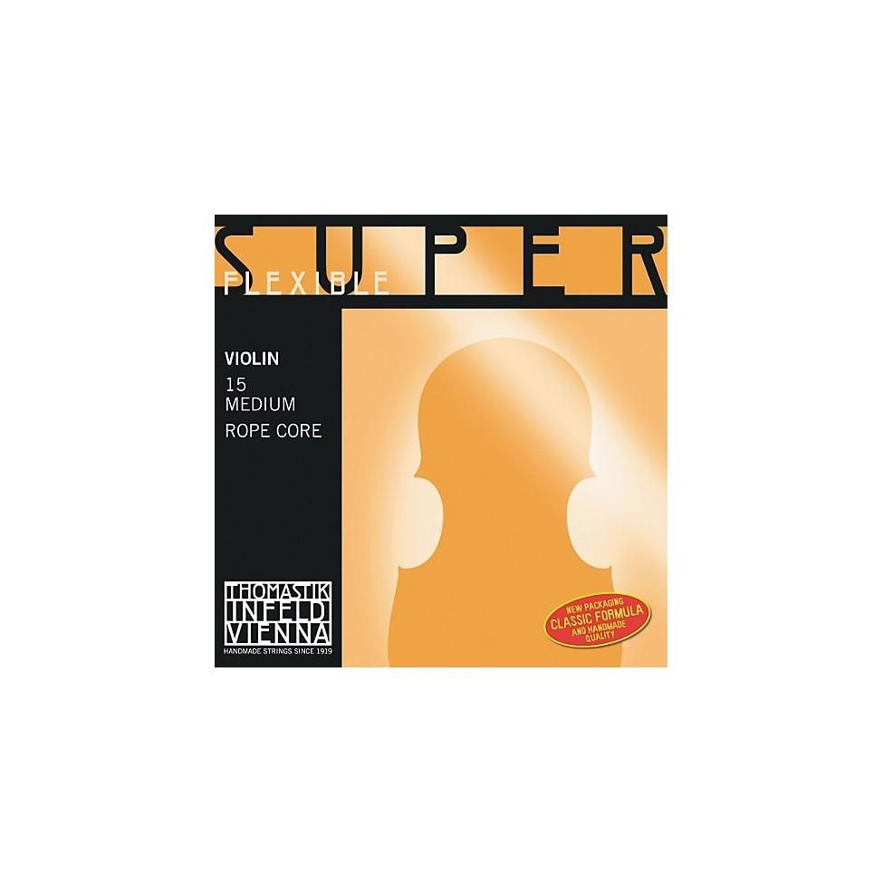 THOMASTIK SUPERFLEXIBLE D (12) VIOLIN