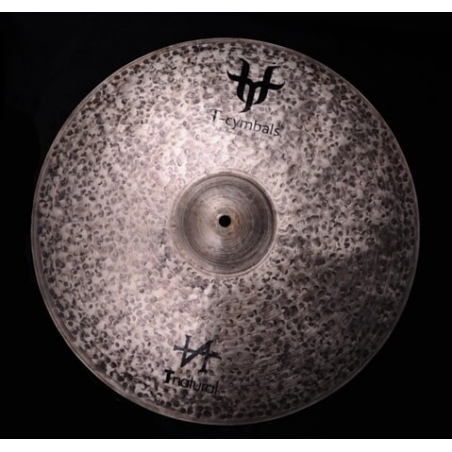 T-CYMBALS T-NATURAL LIGHT RIDE 21""