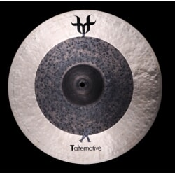 T-CYMBALS T-ALTERNATIVE MEDIUM RIDE 21""