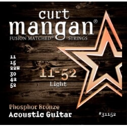CURT MANGAN 11-52 Phosphor Bronze Light