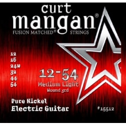 CURT MANGAN 12-54 Pure Nickel Wound Med