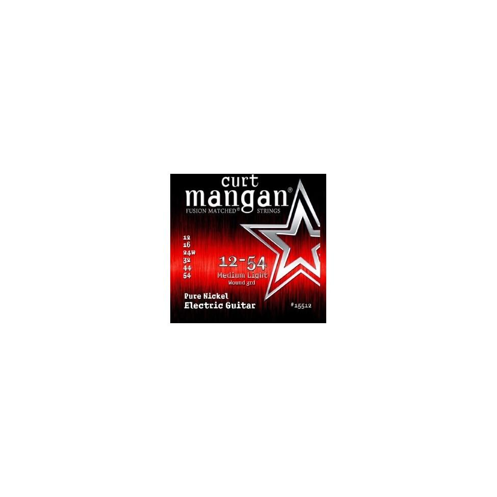 CURT MANGAN 12-54 Pure Nickel Wound Med