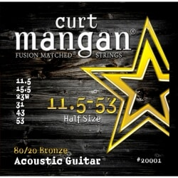 CURT MANGAN 11.5-53 80/20 Bronze
