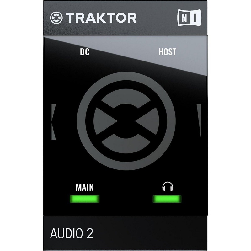 NATIVE INSTRUMENTS TRAKTOR AUDIO 2