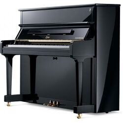BOSTON UP118E EBONY HP - PIANINO AKUSTYCZNE