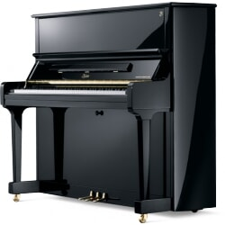 BOSTON UP126E EBONY HP - PIANINO AKUSTYCZNE