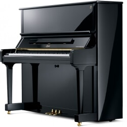 BOSTON UP132E EBONY HP - PIANINO AKUSTYCZNE