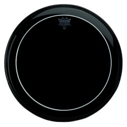 REMO PINSTRIPE 10'' EBONY ES-0610-PS 812.440