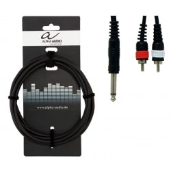 ALPHA AUDIO kabel 1,5 m