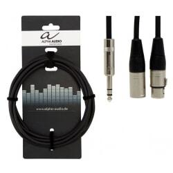 ALPHA AUDIO kabel typu insert 3 m