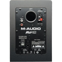 M-AUDIO STUDIOPHILE AV42 PARA