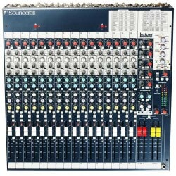 SOUNDCRAFT SPIRIT FOLIO FX16 M