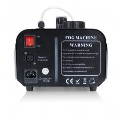 FLASH FLM-1200 + LED 3W1 maszyna do dymu