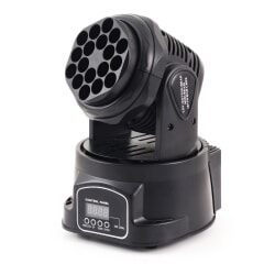 FLASH MINI BEAM 18X3W Głowica ruchoma LED