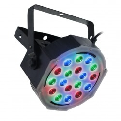 FLASH LED PAR 56 SLIM AURA II