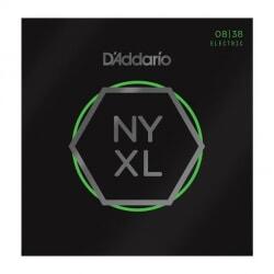 D'ADDARIO NYXL 08-38 GITARA ELEKTRYCZNA