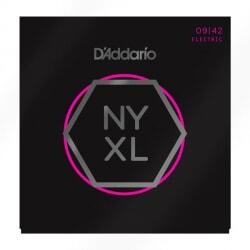 D'ADDARIO NYXL 09-42 GITARA ELEKTRYCZNA
