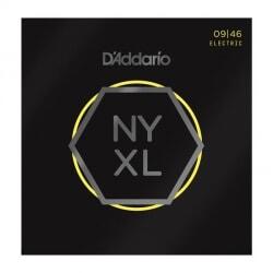 D'ADDARIO NYXL 09-46 GITARA ELEKTRYCZNA