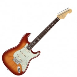 FENDER AMERICAN DELUXE STRATOCASTER ASH RW ACB